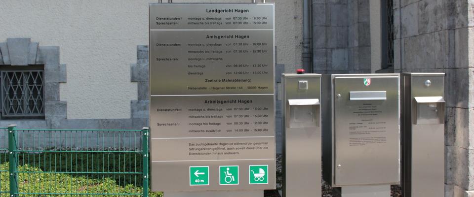 Amtsgericht Hagen Kontakt